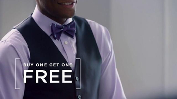 Men's Wearhouse Buy One Get One Free TV Spot, 'Even Better Savings' - Thumbnail 5