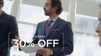 Men's Wearhouse Buy One Get One Free TV Spot, 'Even Better Savings' - Thumbnail 7