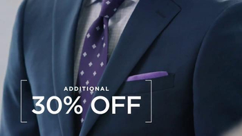 Men's Wearhouse Buy One Get One Free TV Spot, 'Even Better Savings' - Thumbnail 8