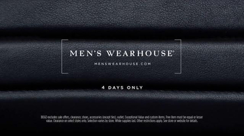 Men's Wearhouse Buy One Get One Free TV Spot, 'Even Better Savings' - Thumbnail 9