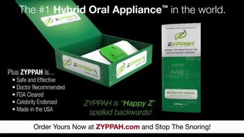 Zyppah TV Spot, 'Stop the Loud Snoring' - Thumbnail 10