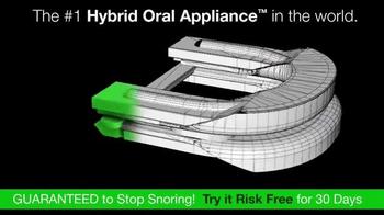 Zyppah TV Spot, 'Stop the Loud Snoring' - Thumbnail 2
