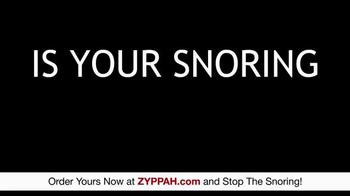 Zyppah TV Spot, 'Stop the Loud Snoring' - Thumbnail 5