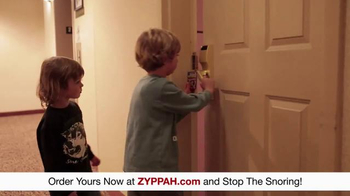Zyppah TV Spot, 'Stop the Loud Snoring' - Thumbnail 7