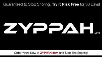 Zyppah TV Spot, 'Stop the Loud Snoring' - Thumbnail 8