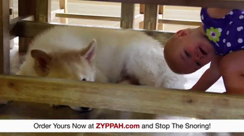 Zyppah TV Spot, 'Stop the Loud Snoring'