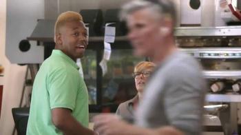 Burger King TV Spot, 'Sound Order' Featuring Seth Davis and Kenny Smith - Thumbnail 4