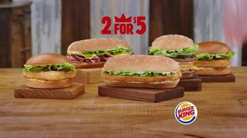 Burger King TV Spot, 'Sound Order' Featuring Seth Davis and Kenny Smith - Thumbnail 9