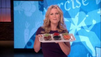 The More You Know TV Spot, 'Healthy Snacks' Featuring Alison Sweeney - 12 commercial airings