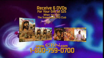 CBN Superbook: The Good Samaritan TV Spot, 'Love Your Neighbor' - Thumbnail 10