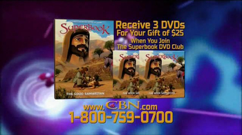 CBN Superbook: The Good Samaritan TV Spot, 'Love Your Neighbor' - Thumbnail 4