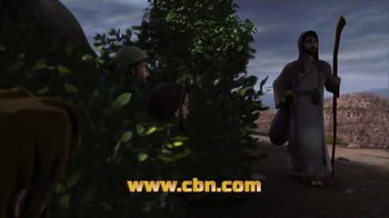 CBN Superbook: The Good Samaritan TV Spot, 'Love Your Neighbor' - Thumbnail 6