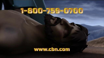CBN Superbook: The Good Samaritan TV Spot, 'Love Your Neighbor' - Thumbnail 7
