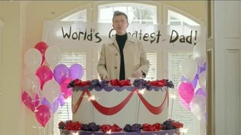 Virgin Mobile TV Spot, 'Do It For The Data' Featuring Rick Astley