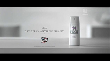 Axe Dry Spray TV Spot, 'See The Difference' Song by Franz Schubert - Thumbnail 9