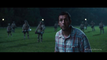 Pixels - Alternate Trailer 1