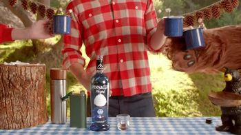 Pinnacle Whipped Vodka TV Spot, 'S'mmmores'