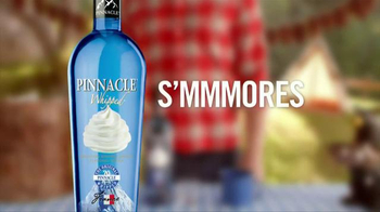 Pinnacle Whipped Vodka TV Spot, 'S'mmmores' - Thumbnail 2
