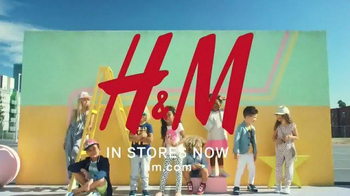 H&M TV Spot, 'Stylish Kids'