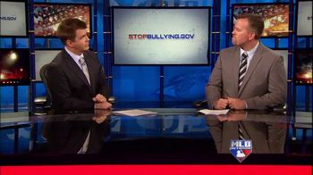 MLB Network TV Spot, 'Stop Bullying' Featuring Brian Kenny, Sean Casey
