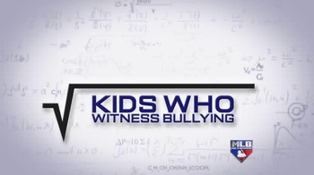 MLB Network TV Spot, 'Stop Bullying' Featuring Brian Kenny, Sean Casey - Thumbnail 6