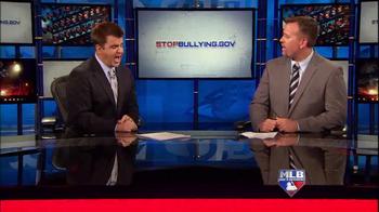 MLB Network TV Spot, 'Stop Bullying' Featuring Brian Kenny, Sean Casey - Thumbnail 8