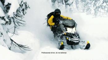 2014 Ski-Doo Renegade TV Spot