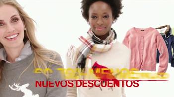 Kohl's Rebaja Y Liquidación De Fin De Año TV Spot [Spanish] - Thumbnail 3