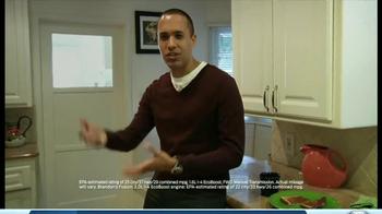 Ford Fusion TV Spot, 'Switch: Meet Brandon' - Thumbnail 10