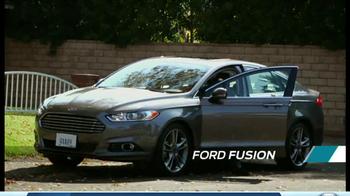 Ford Fusion TV Spot, 'Switch: Meet Brandon' - Thumbnail 8