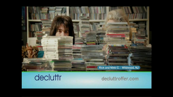 Decluttr TV Spot, 'Music' - 323 commercial airings