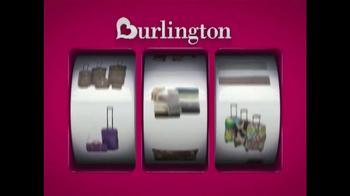 Burlington Coat Factory Home Stock-Up Event TV Spot, 'Savings Jackpot' - Thumbnail 1