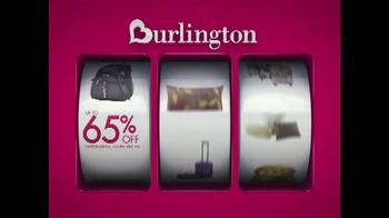 Burlington Coat Factory Home Stock-Up Event TV Spot, 'Savings Jackpot' - Thumbnail 4