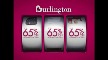 Burlington Coat Factory Home Stock-Up Event TV Spot, 'Savings Jackpot' - Thumbnail 5