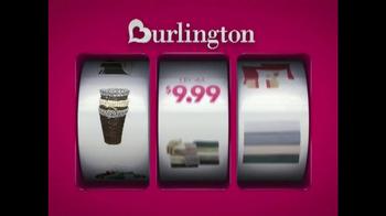Burlington Coat Factory Home Stock-Up Event TV Spot, 'Savings Jackpot' - Thumbnail 7