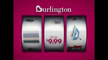 Burlington Coat Factory Home Stock-Up Event TV Spot, 'Savings Jackpot' - Thumbnail 8