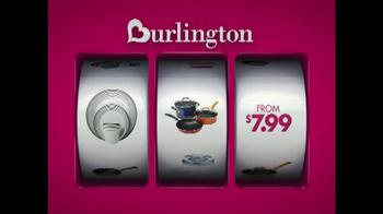 Burlington Coat Factory Home Stock-Up Event TV Spot, 'Savings Jackpot' - Thumbnail 9