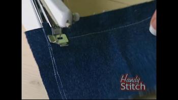 Handy Stitch TV Spot Featuring Marybeth Hoyt - Thumbnail 3