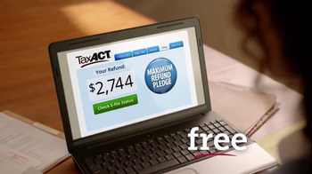 TaxACT TV Spot, 'Dream Home' - Thumbnail 8