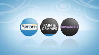 Pamprin Multi-Symptom TV Spot, 'Stop' - Thumbnail 5