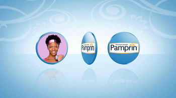Pamprin Multi-Symptom TV Spot, \'Stop\'