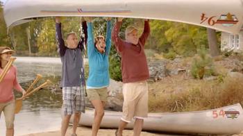 Aspercreme TV Spot, 'Canoeing' - Thumbnail 8