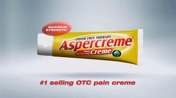 Aspercreme TV Spot, 'Canoeing' - Thumbnail 4