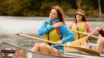 Aspercreme TV Spot, 'Canoeing'