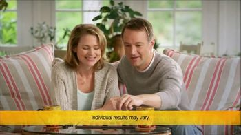 Cialis TV Spot, 'She Keeps You On Your Toes'