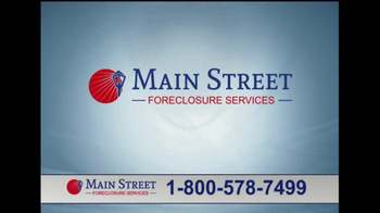 Main Street Foreclosure Services TV Spot, 'Good News' - Thumbnail 3