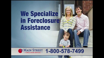 Main Street Foreclosure Services TV Spot, 'Good News' - Thumbnail 4