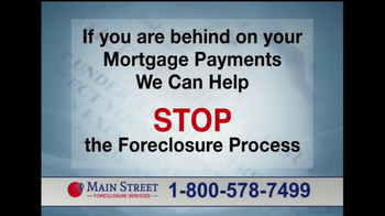 Main Street Foreclosure Services TV Spot, 'Good News' - Thumbnail 7