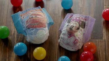 Huggies Pull-Ups Learning Designs TV Spot, 'David's First Flush' - Thumbnail 10