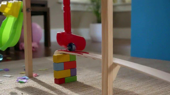 Huggies Pull-Ups Learning Designs TV Spot, 'David's First Flush' - Thumbnail 7